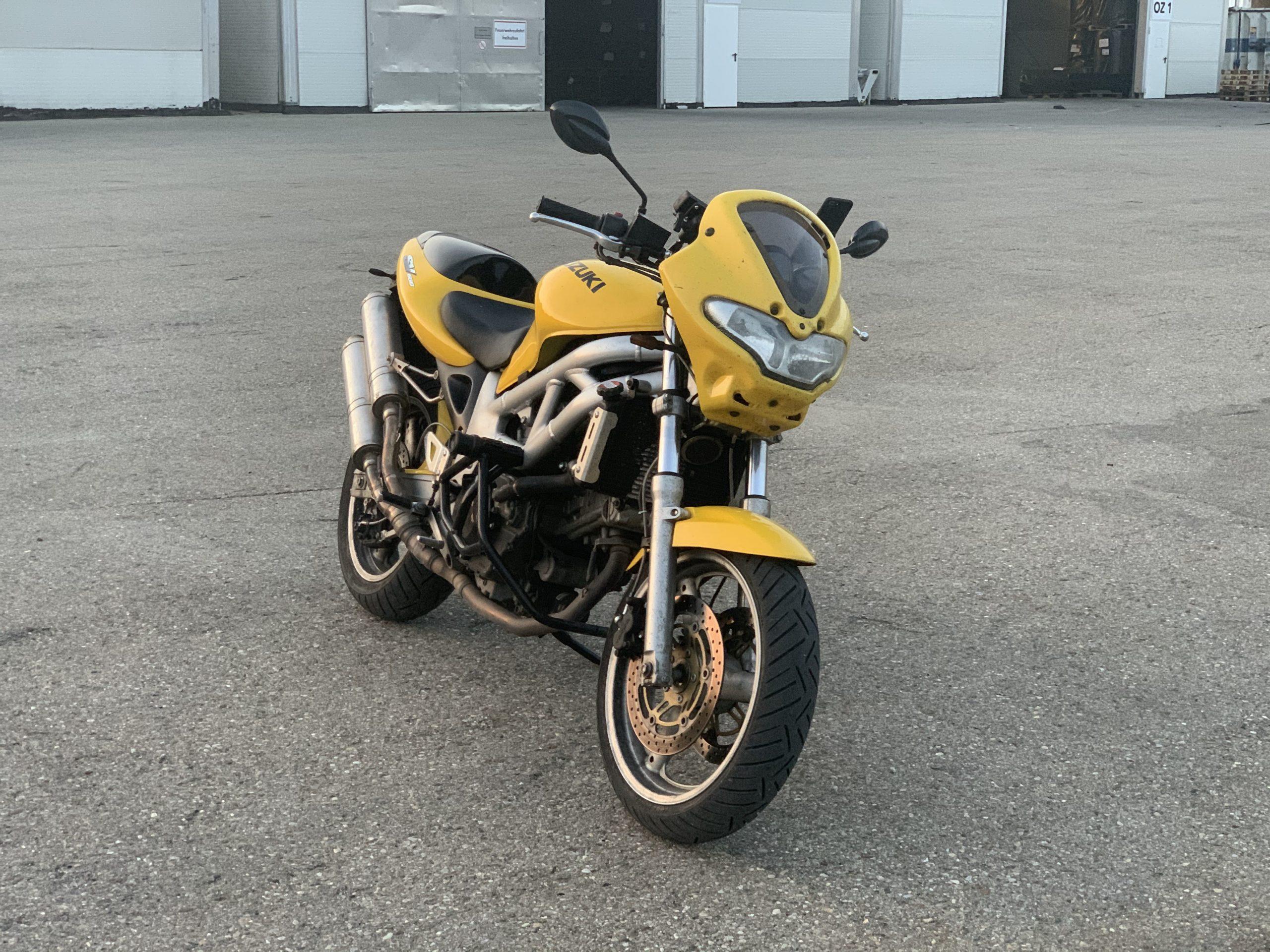 SV 650 N - 2001