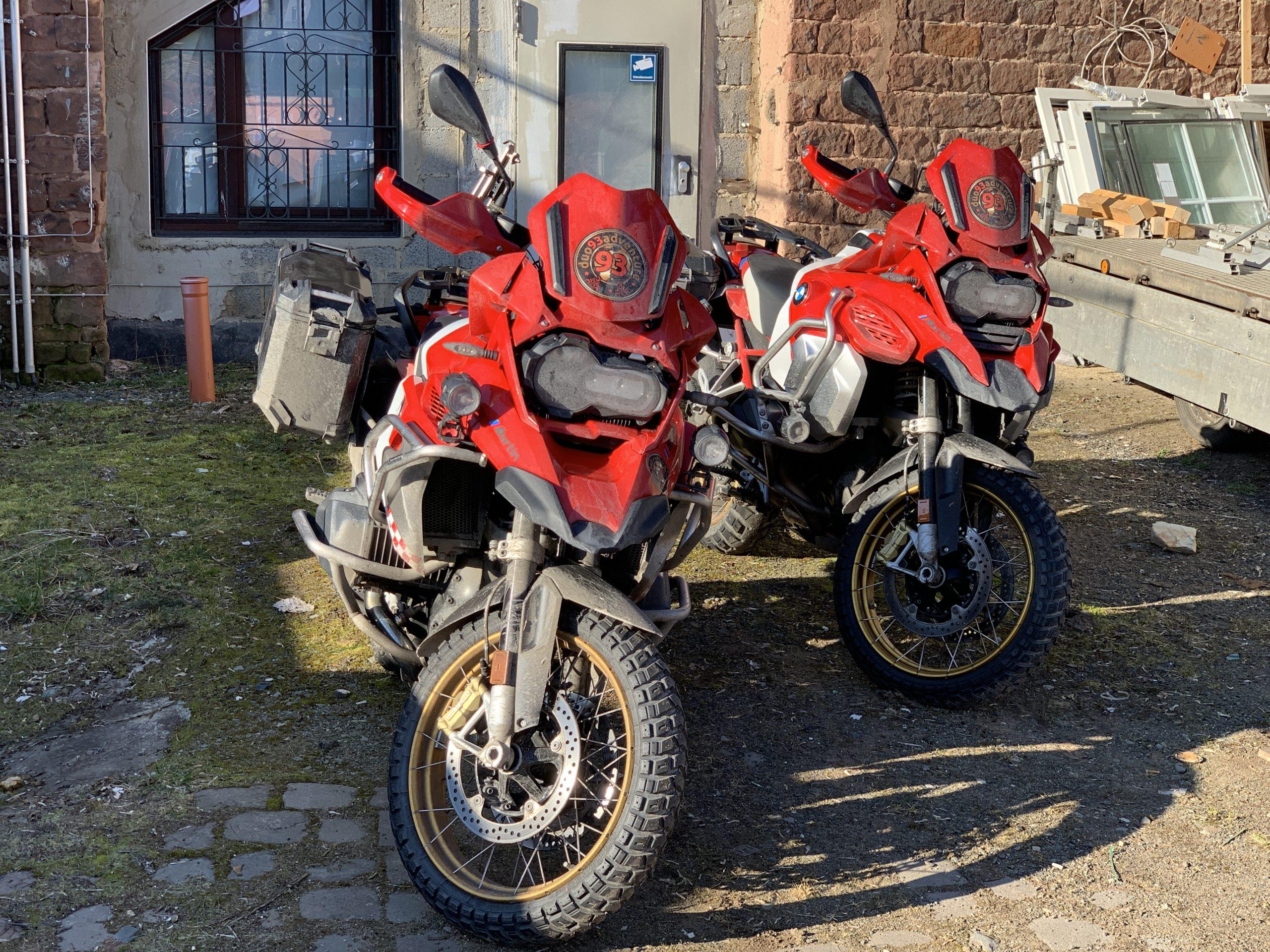 BMW GS1250 - duo93adventure